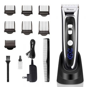 Surker Cordless Hair Clippers For Men