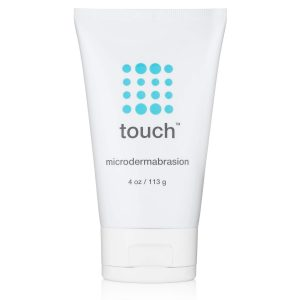 Touch Microdermabrasion Facial Scrub And Face Exfoliator